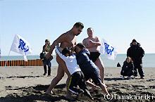 ビーチ相撲連盟